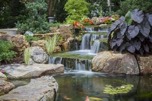 Patio Plant Ideas The Healing Power Of Water Features Aquascape Inc