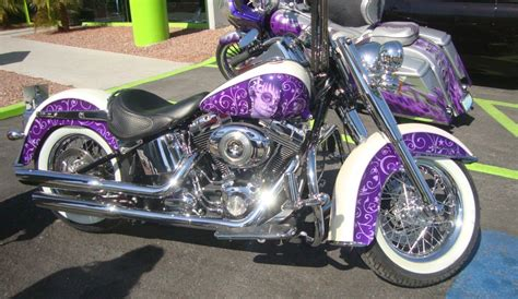custom motorcycle paint devious designs
