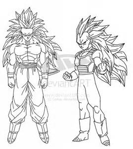 Dragon Ball Z Wallpapers Goku Super Saiyan 3 Z Coloring Pages Goku Saiyan 5