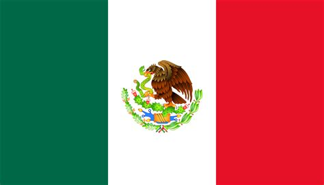 mexico flag free large images