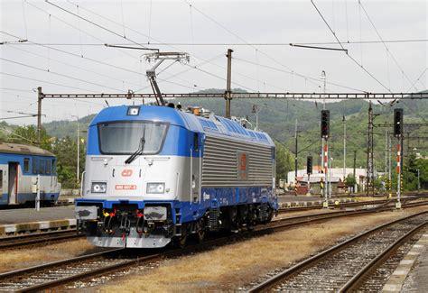 lokomotiva škoda 109e sm 237 vyjet na trať želpage www
