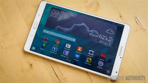 android review samsung galaxy tab s 8 4 one year later android authority