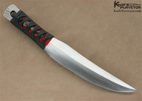 calamus knives david goldberg custom knife sole authorship koukai sea