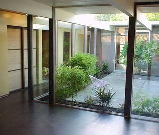 Residential Atrium Design by Eichler Atrium Glass House Eichler For Sale Eichler