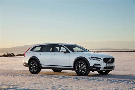 latest volvo 2017 volvo v90 cross country t6 awd first drive review