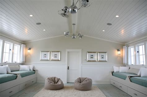 What To Do With Vaulted Ceilings by Beadboard Cathedral Ceiling Ceilingpost