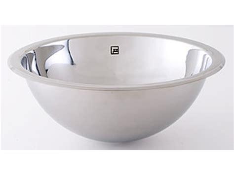 stainless steel undermount bathroom sink decolav round stainless steel undermount or drop in sink