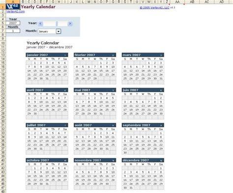 Kalendarz Excel 2016 | excel kalendarz download