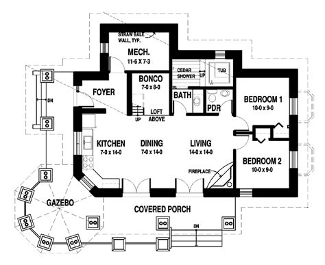 Straw Bail House Plans Straw Bale Home Plans Like This One Housing