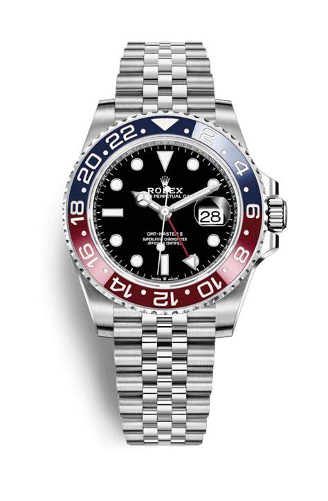 Rolex Gmt Master Ii As rolex gmt master ii oystersteel m126710blro 0001