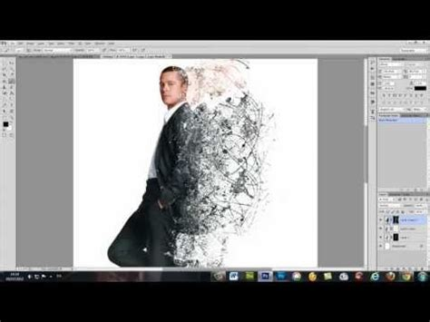 tutorial photoshop hard photoshop tutorial dispersion effect not hard to do this