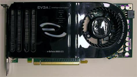 Vga Geforce Gts8800 320mb 320bit Ddr3 evga 8800gts 320mb