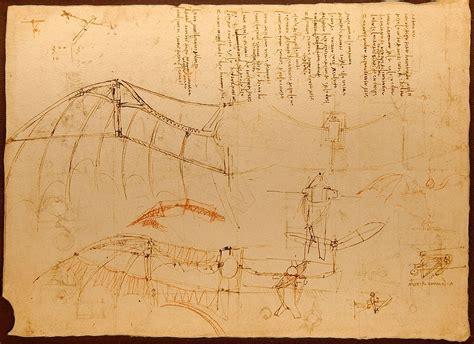 Leonardo Da Vinci 2404 by File Ailes Battantes Luc Viatour Jpg Wikimedia Commons