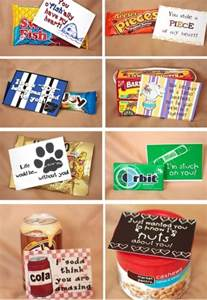 candy puns things to put in themed care packages pinterest sodas boyfriends and peanut butter