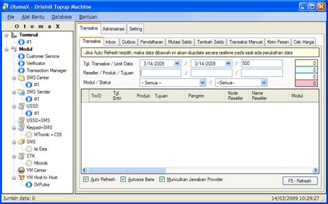 Best Server Pulsa Otomax Transaksi Via Aplikasi Android cara install driver otomax driver otomax file pendukung