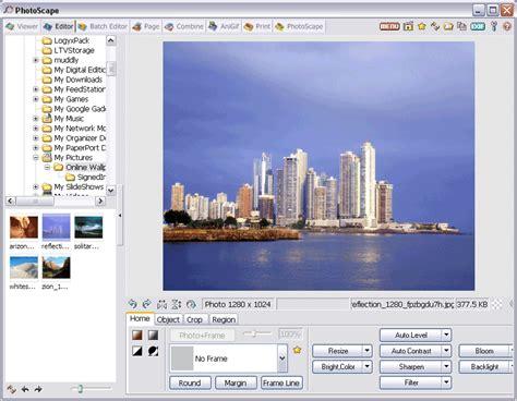 photoscape increible editor de fotos gratis photoscape editor de im 225 genes r 225 pido y gratuito