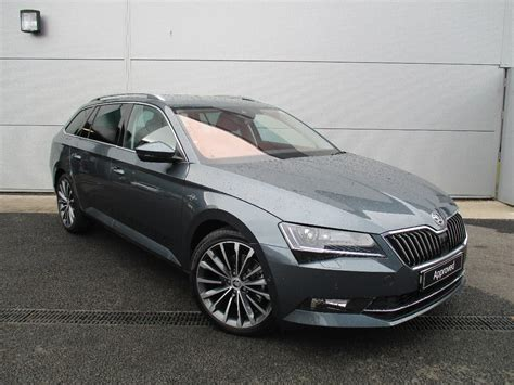 skoda superb laurin used 2016 skoda superb laurin and klement 2 0 tdi 190 ps