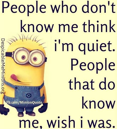 Funny quotes on pinterest funny minion minions and minions quotes