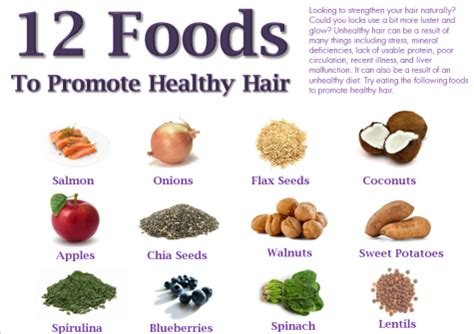 Top 12 Foods For Beautiful Hair by Top 5 Causes Of Hair Loss And Hair Thinning In