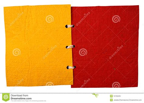 handmade paper book royalty free stock images image