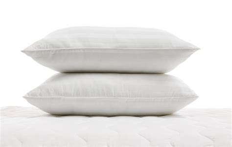 flat bed pillows cannon never flat pillow home bed bath bedding