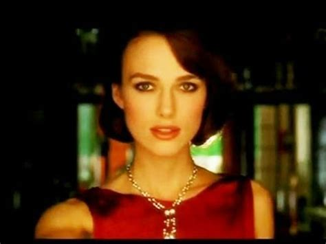chanel commercial actress keira knightley coco mademoiselle commercial youtube