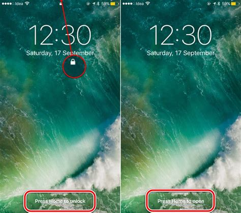 camera lock screen wallpaper how to use the new lock screen in ios 10