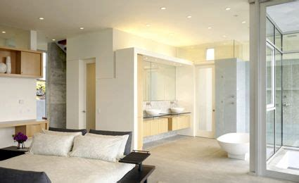 salle de bain ouverte sur chambre la s 233 lection des six plus belles d 233 cos salle de bain