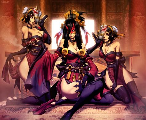 elizabeth and the clan of dragons a harem paranormal rh fated alpha volume 1 books l5r shosuro akemi by genzoman on deviantart