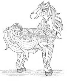 Mandala 2 coloring picture mandala horse coloring pages mandala