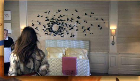 serena gossip girl bedroom online interior design gossip girl s butterfly wall