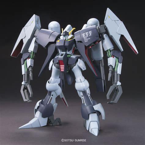 Hg Gundam Hguc Byarlant Custom hguc バイアラン カスタムの説明書 パッケージ 箱絵 と塗装完成見本画像 キット解説画像公開 早耳ガンプラ情報局