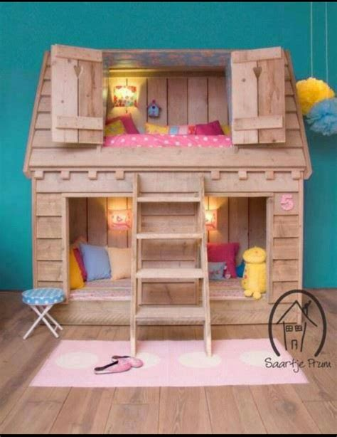 Treehouse Bunk Beds Kids Bedrooms Pinterest Treehouse Bunk Beds