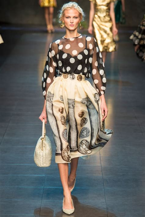 style pantry dolce and gabbana 2014 rtw collection