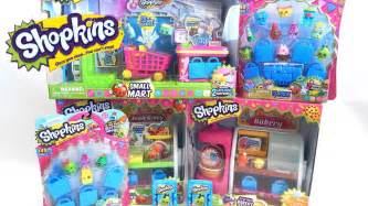 Blind Basket Shopkins Shopkins Toy Haul By Moose Toys Blind Baskets And Playsets