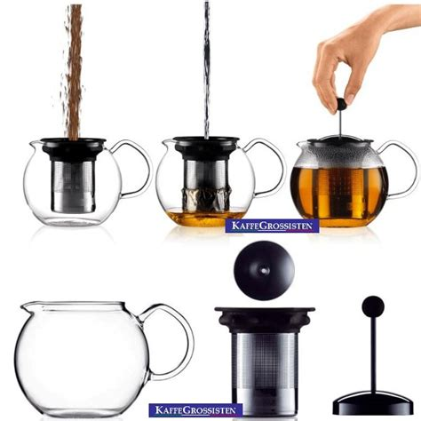 Subron Stainless Press Tea Coffee Plunger Milk Frother 800ml bodum assam tea press 1 litre