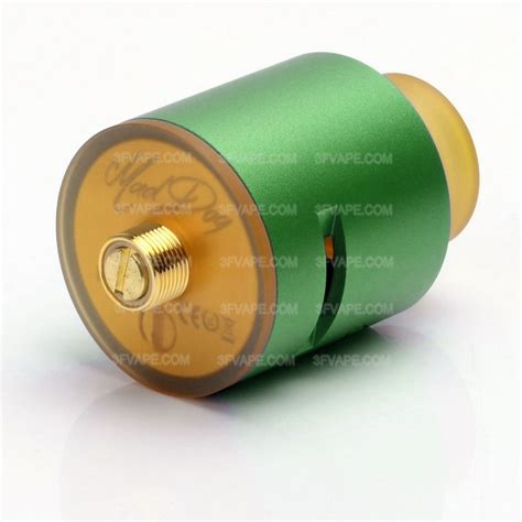 Rda Mad 24mm Authentic authentic desire mad rda green 24mm rebuildable atomizer
