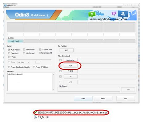 tutorial flash with odin samsung odin stock rom flashing tutorial root android