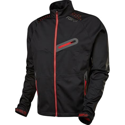 softshell cycling jacket mens fox racing bionic pro softshell jacket men s
