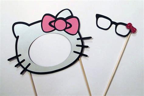 printable hello kitty photo booth props hello kitty wedding photo booth props onewed com