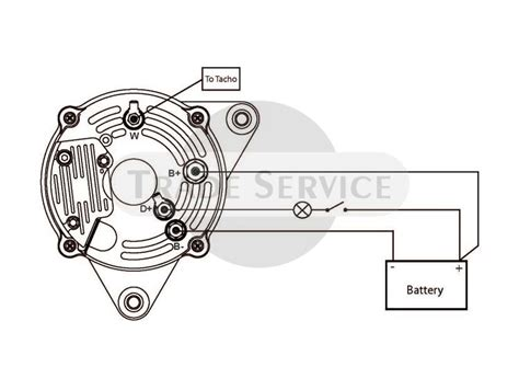 wiring prestolite diagram alternator 6222y prestolite