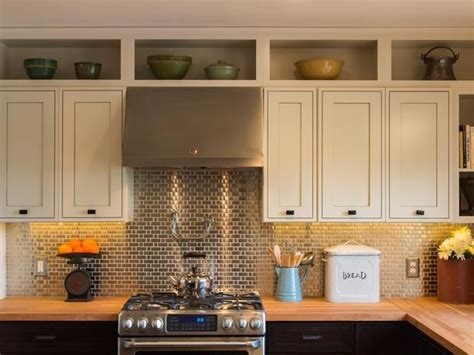 above kitchen cabinet ideas blog cabin 2012 kitchen pictures open shelves kitchens