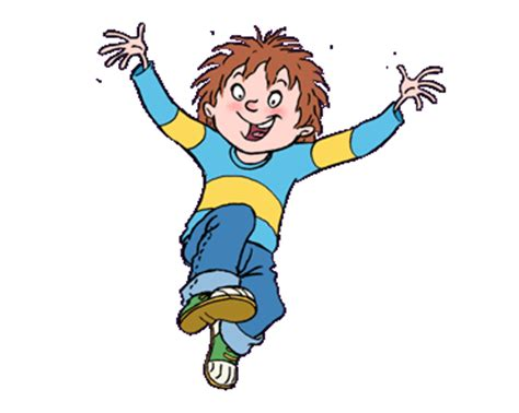horrid henry painting free characters by image quiz by creatables
