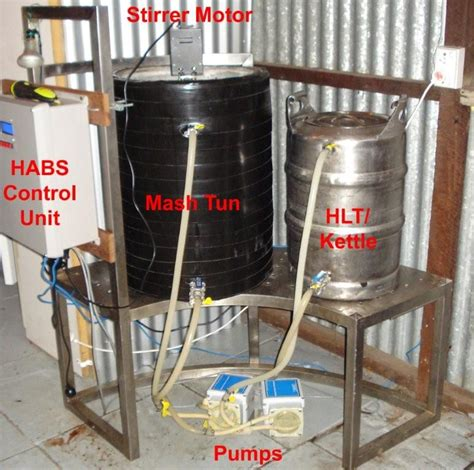halfluck automated brewing system hacked gadgets diy