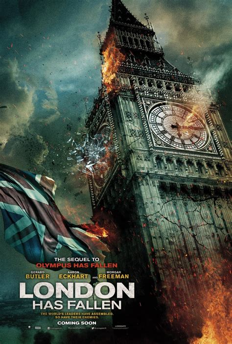 film london has fallen en streaming london has fallen big ben poster confusions and connections