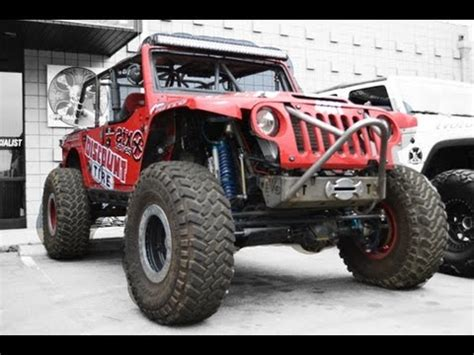 Kaos Jeep Offroad Banaboo Shopping evo offroad 4x4 shop parking lot tour so many jeeps
