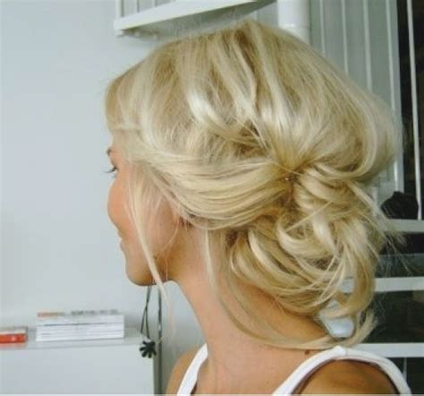pintrest messy ypdos blonde messy updo prom formal prom hair pinterest