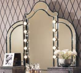 table vanity mirror with lights pin by gabrielle michel on vanity plans
