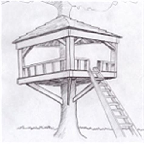 treeless tree house plans page 2 free plans for tree houses