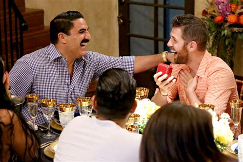 shas of sunset reza surprise shahs of sunset s reza farahan is engaged the